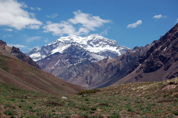 südamerikas höchster berg